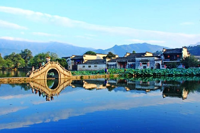 3-Day Huangshan and Hangzhou Private Tour from Shanghai by Bullet Train