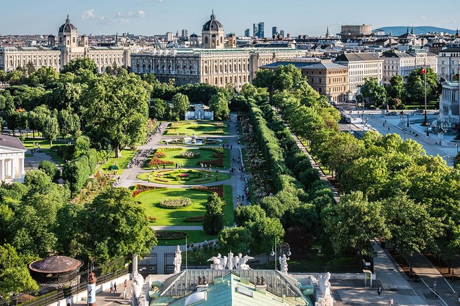 Bicycle tour - Vienna Complete