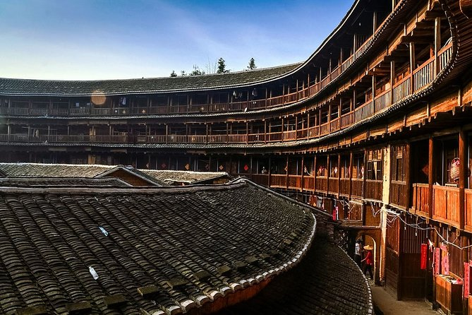 2-Day Private Tour with the Xiamen City Highlight and Yongding Hakka Tulou