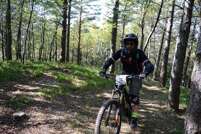 Gola della Rossa and Frasassi Park Private E-Bike section