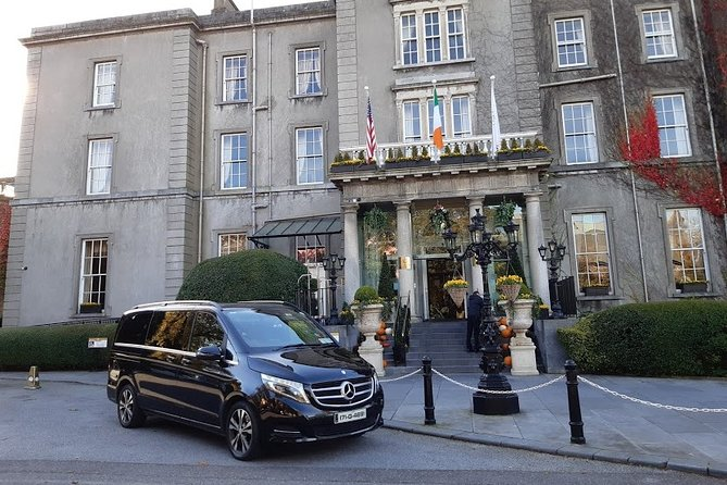 Great Southern Killarney to Shannon Airport SNN Private Chauffeur Transfer