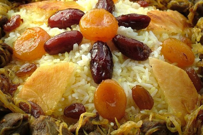 Azerbaijani Cuisine Virtual Cooking Class Experience from Baku
