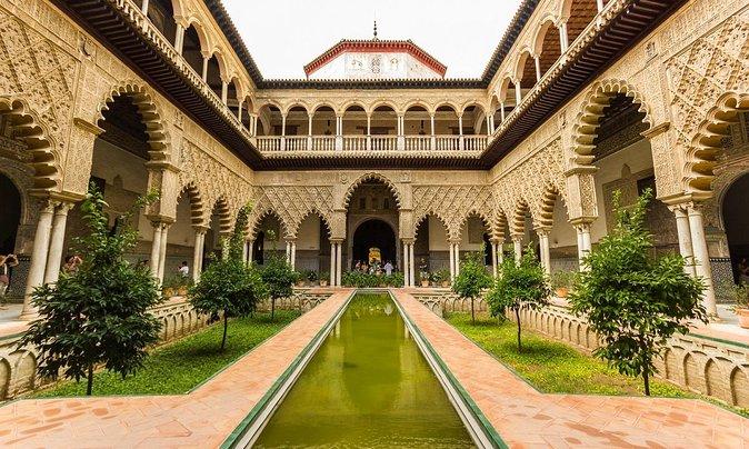 Alcazar of Seville Virtual Tour