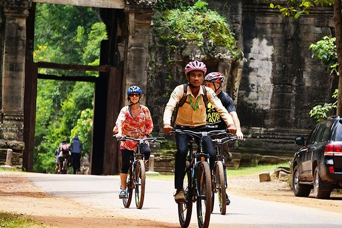1 DAY FULL DAY TEMPLE BIKING TOUR (Private)