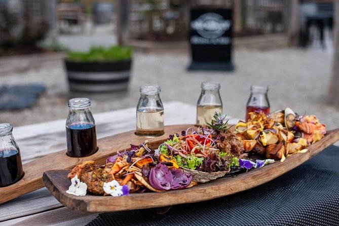 Gourmet Food and Wine Tour From Queenstown with Lunch Included