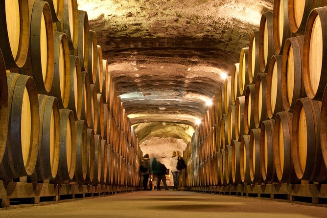 Queenstown Classic Wine Tour - 3 Vineyards, Cave Tour and Cheeseboard