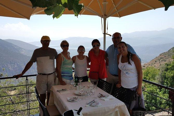 Delphi Greece Private Tour