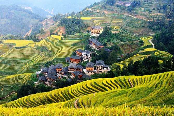 3-Day Private Tour from Xiamen by Air: Guilin, Longji Rice Terrace and Yangshuo