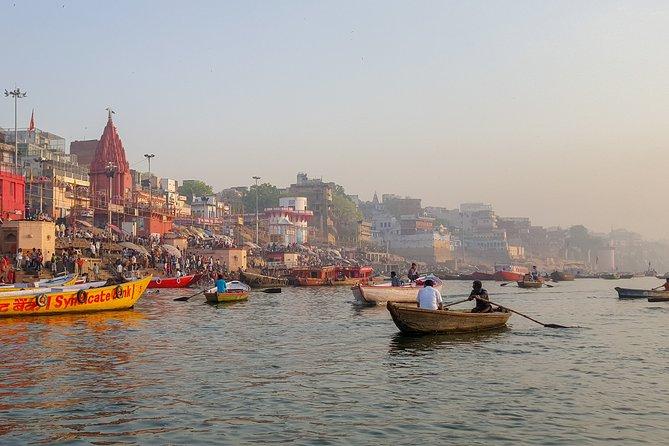An overnight trip to Varanasi (Benaras)