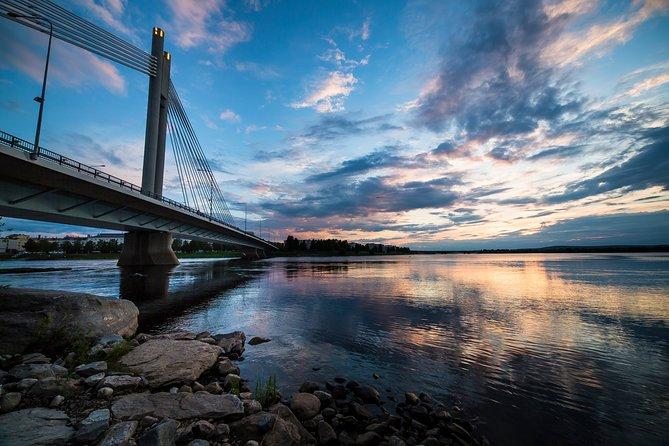 Cultural Canoe Trip around Rovaniemi
