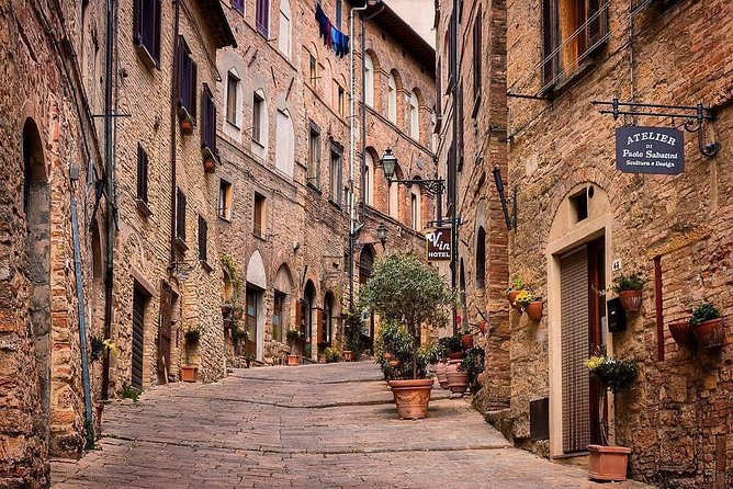 Private Tour: Siena, San Gimignano and Chianti Day Trip from Florence photo 1