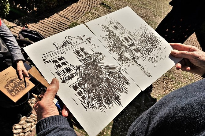 I DRAW Malaga: Private Art and Drawing Lessons - by OhmyGoodGuide! photo 18