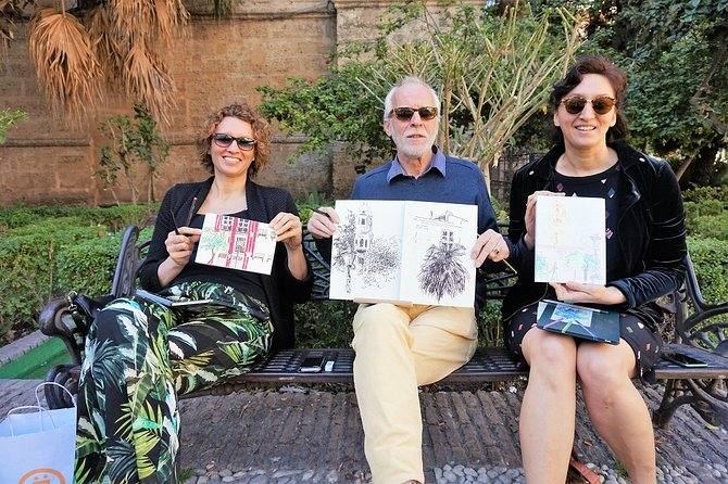 I DRAW Malaga: Private Art and Drawing Lessons - by OhmyGoodGuide! photo 13