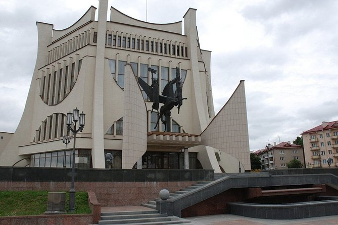 Transfer from Minsk Airport (MSQ) or Minsk city to Grodno (any address)