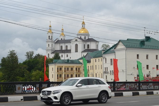 Transfer from Minsk Airport (MSQ) or Minsk city to Vitebsk (any address)