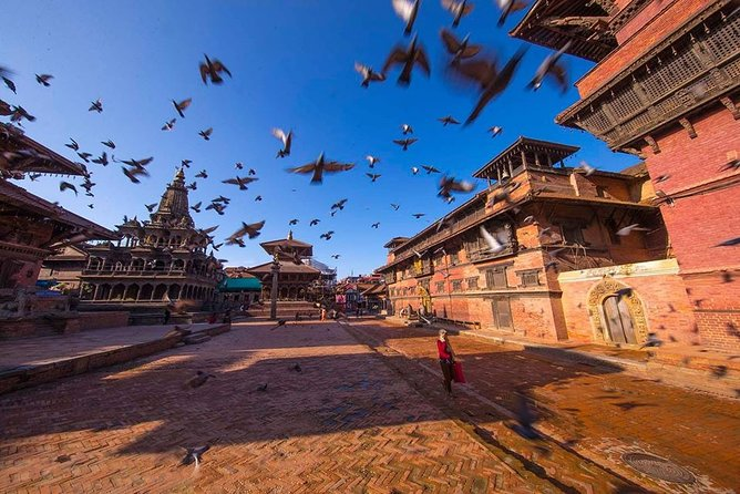 Explore Full day Kathmandu,Patan and Bhaktapur by Private Car