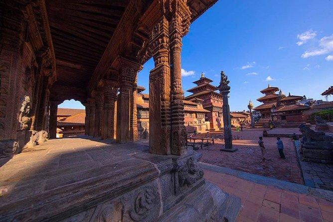 Explore Full day Kathmandu,Patan and Bhaktapur by Private Car