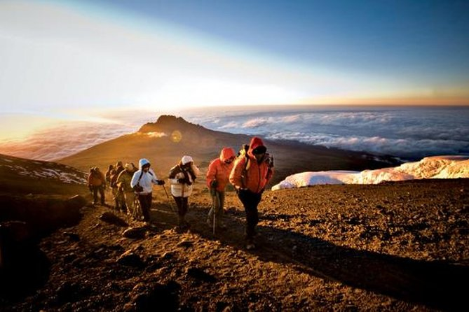 Mount Kilimanjaro trekking 6 Days Machame route
