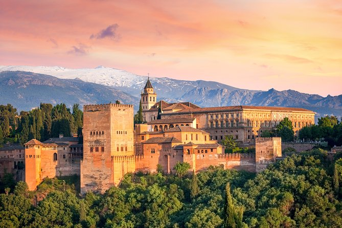 Guided tour to the Alhambra and Nasrid Palaces in a small group