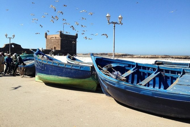 Day trip to Essaouira from Marrakech