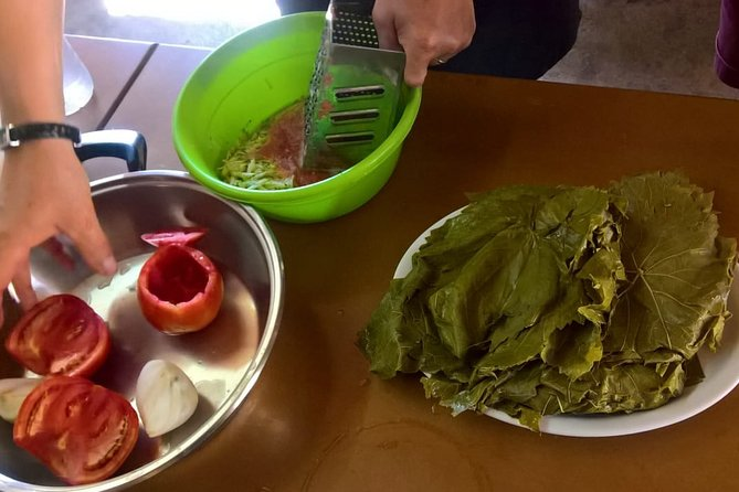 PRIVATE Local Life Cooking lessons included Lunch