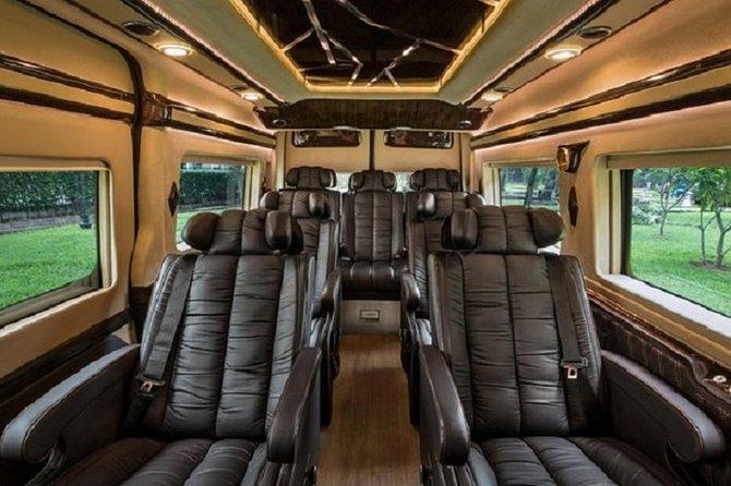 Hanoi Transfer Ninh Binh - Hoa Lu Tam Coc by Limousine Bus