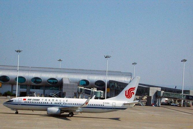 Private Round-Trip Transfer: Chongqing Jiangbei International Airport(CKG)