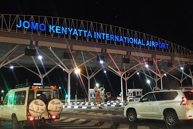 Nairobi Airport Transfer, Hotel Pick up and Drop Off
