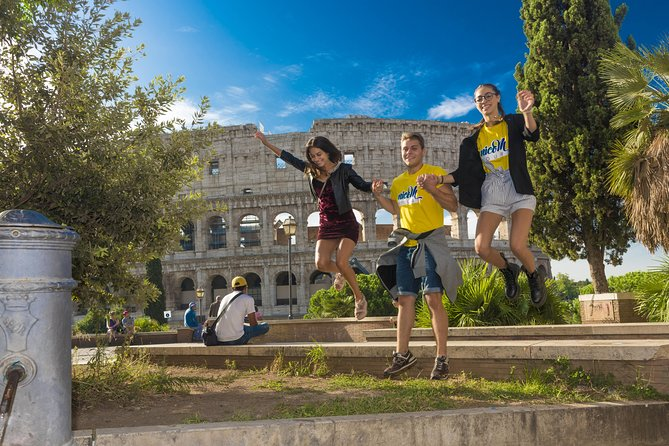 Colosseum, Forum & Palatine Hill with Gladiator entrance Semi-private tour
