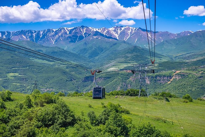 The Longest Ropeway in the World