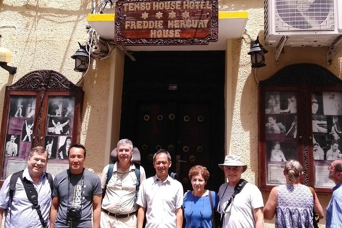 Experience Zanzibar by Stone town Walking Tour
