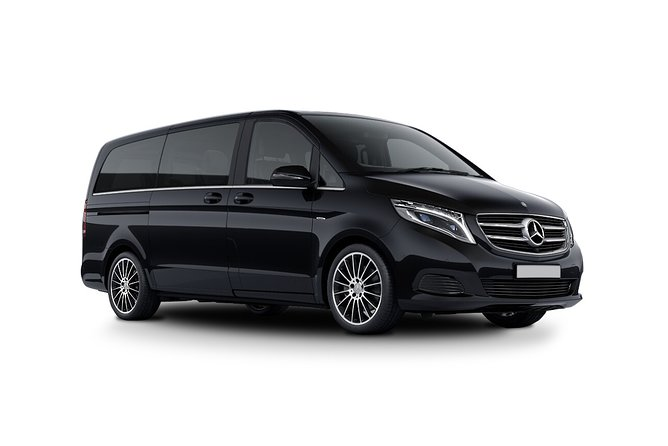 Departure Private Transfer Leipzig City to Leipzig Airport LEJ by Luxury Vehicle