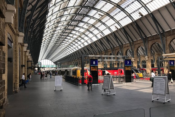 Private transfers between Heathrow - King's Cross & St Pancras Train Stations
