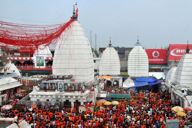VIP Private Tour of Bol Bum –Baidynath Dham Temple and Basukinath Temple