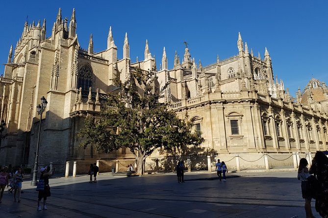 Guided Tour Sevilla Cathedral