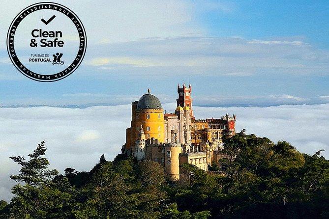 VAN PRIVATE TOUR Sintra, Cascais & Estoril