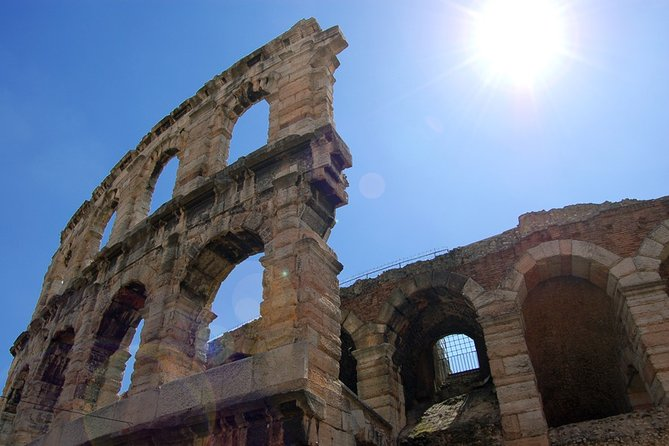 Visit of Verona and Lake Garda. Private tour