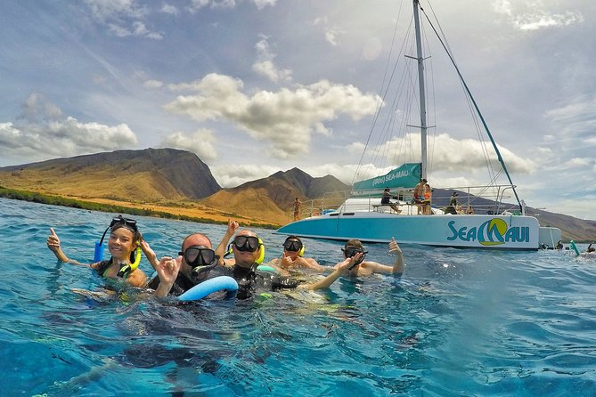 Afternoon West Maui Snorkel from Ka'anapali Beach