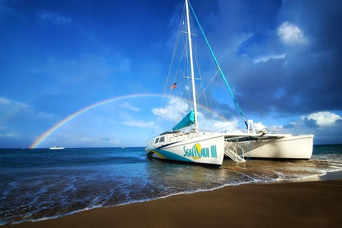 West Maui Half-Day Snorkel Sail from Ka'anapali Beach