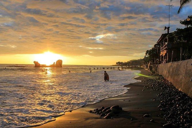 Beach Tour at La Libertad Surf City : Malecon , El Tunco & El Sunzal