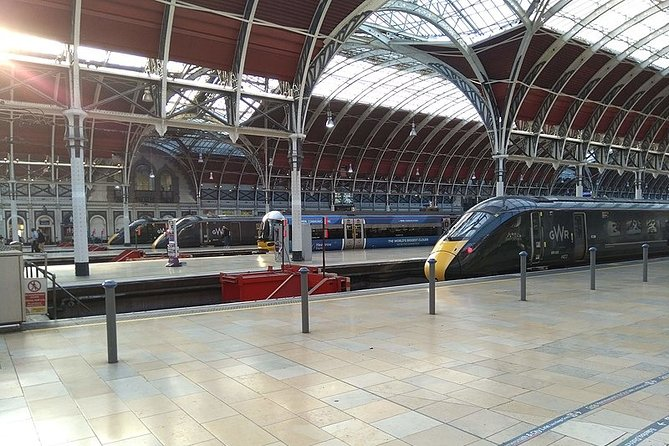 Private transfers between London Stansted Airport - Paddington Train Station