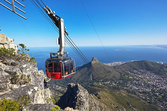 2-Day Cape Town Highlights private tour - Robben Island & Table Mountain