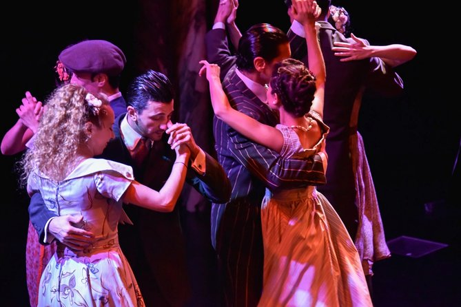 Tango Show with Carlos Gardel Dinner in Buenos Aires
