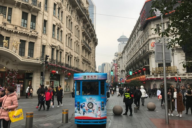 Private Tour of Fengjing Ancient Town and Shanghai Sightseeing with Pickup