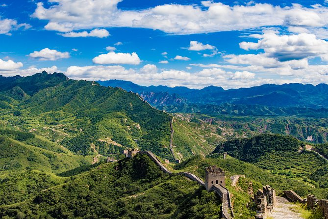 One day Hike at Great Wall Gubeikou
