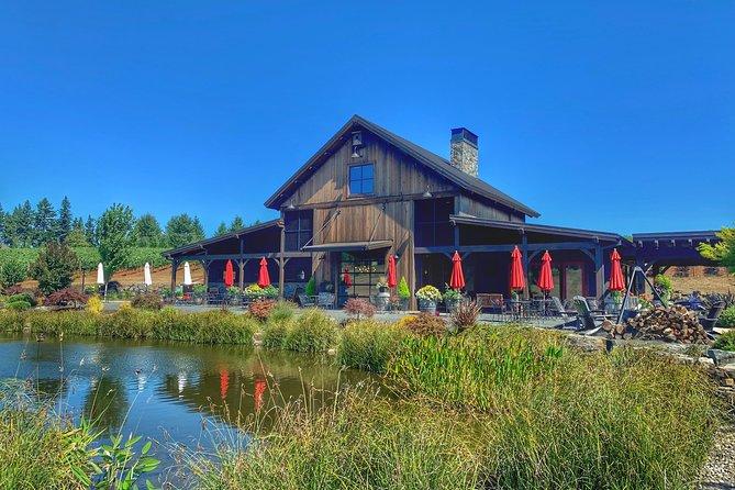 Private Willamette Valley Wine Tasting Tour