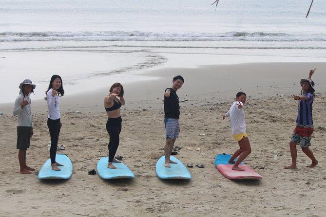 Surf Shack Surf Lesson in Da nang