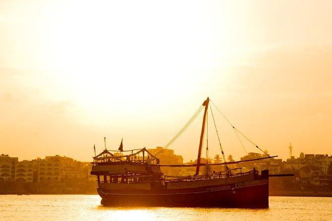 La Marina Sunset Cruise With Dinner