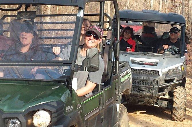 Private UTV Excursion through the Ozark Mountains of Missouri