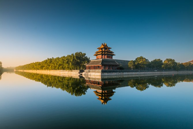 Bike in Beijing with a visit to Forbidden City , Tiananmen and Temple of Heaven